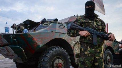 Террористы стягивают силы в Краснодонский район