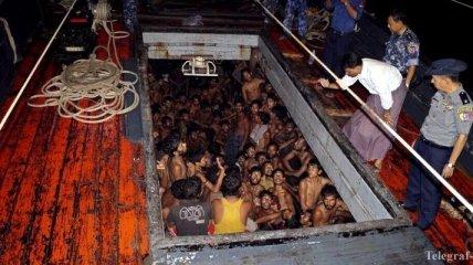 В Малайзии обнаружили 139 возможных могил мигрантов