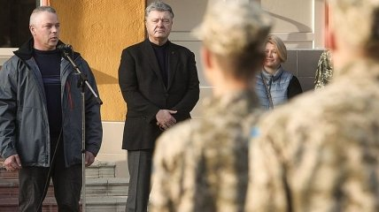 Порошенко заявил, что боевики в Станице Луганской остаются на своих позициях