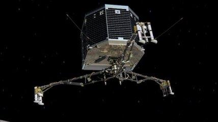 """Зонд """"Фила"""" готовится к высадке на комету"""