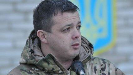 Семенченко извинился перед журналисткой