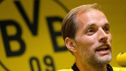 "Тренер ""Боруссии"" похвалил команду Григорчука"