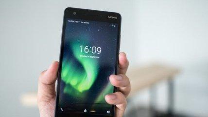 Смартфон Nokia 2.1 получил новую прошивку - обновление Android 10