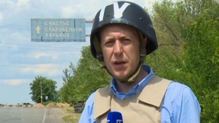 СБУ: У погибшего журналиста ВГТРК не было разрешения работать в Украине