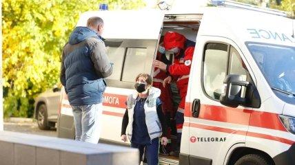 Карета скорой помощи в Киеве