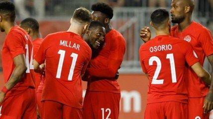 Пять кубинских футболистов сбежали из расположения национальной сборной