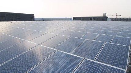 В Никополе построят солнечную электростанцию на 200 МВт