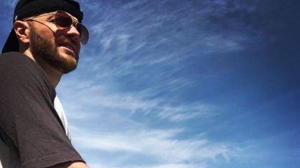 Влад Яма похвастался стальными мышцами: фото