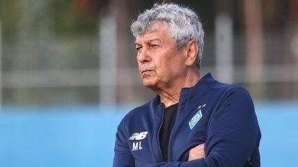 Кто станет первым соперником Динамо при Луческу