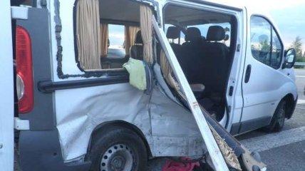 В результате ДТП на Киевщине погиб человек, есть пострадавшие
