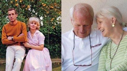 Секрет идеального брака: Пол Ньюман и Джоан Вудворд (Фото)