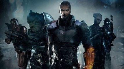 Новые подробности о Mass Effect 4