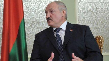 Лукашенко пожелал Украине мира