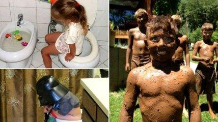 Забавные снимки, демонстрирующие все прелести родительства