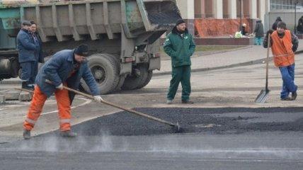 Капитальный ремонт киевских дорог продолжится