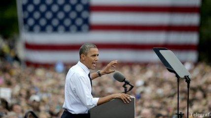 Обама обогнал Ромни по уровню народной любви