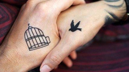 Лучшие идеи для первых татуировок (Фото)
