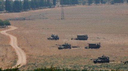 """Ізраїльська армія відбила атаку """"Хезболли"""""""