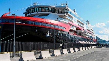 COVID-19 на лайнере в Норвегии: количество случаев возросло до 40