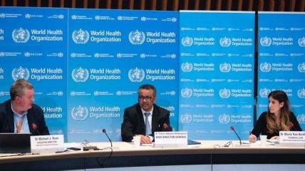 ВОЗ заявила о старте испытаний вакцины от коронавируса