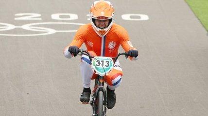 На Олимпиаде разыграли первые медали в гонках BMX