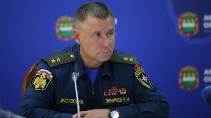 Зиничев работал в личной охране Путина с 2006 года