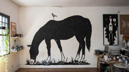 Домашнее вдохновение: чем занимаются художники на карантине (Фото)