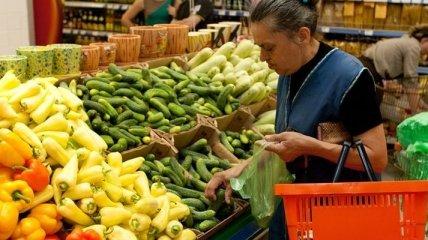 Потребительские цены в Украине снизились на 0,4%