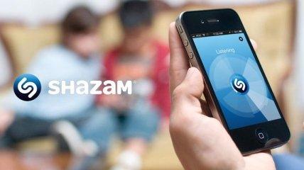 Shazam запустил видеоканалы