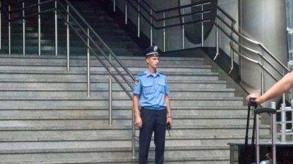 """Столичный вокзал """"заминировали"""", эвакуированы около 1200 человек"""