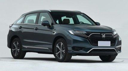 Honda представила обновленный кроссовер UR-V