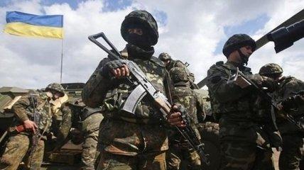 За сутки боевики 65 раз обстреляли позиции ВСУ