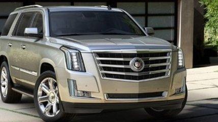 Cadillac Escalade: новые подробности