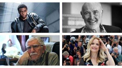 Шон Коннери, Чедвик Боузман, Армен Джигарханян: кого не стало в 2020 году