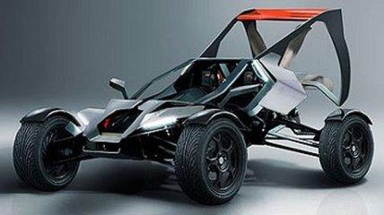 SkyCar - уникальный летающий автомобиль
