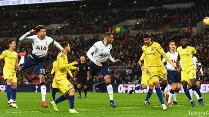 Тоттенхэм - Челси: прогноз на матч 8 января
