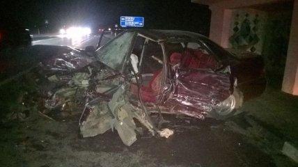 Жуткое ДТП на Закарпатье: столкнулись два автомобиля
