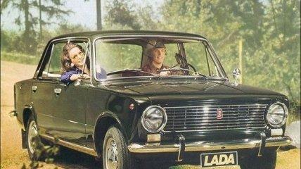 Реклама автомобилей в СССР (Фотогалерея)