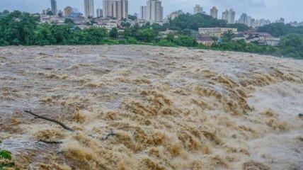Водная стихия: В Бразилии заявили о новых погибших