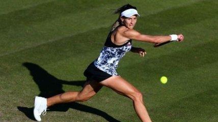 Цуренко обыграла россиянку и вышла в 1/4 финала турнира в Бирмингеме