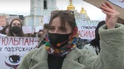 8 Марта: как этот праздник сегодня отмечают в Украине (фото, видео)