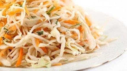 Пять простых и полезных зимних салатов из любимого овоща