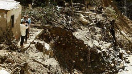 В Колумбии возросло количество жертв оползня