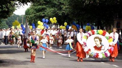 В Житомирской области начался Международный праздник литературы