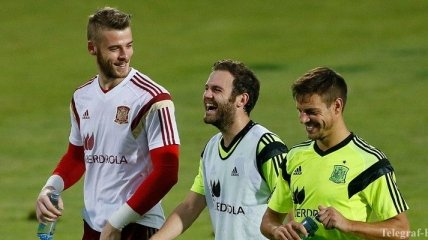 """Манчестер Юнайтед"": ""Реал"" действовал неуклюже в ситуации с де Хеа"