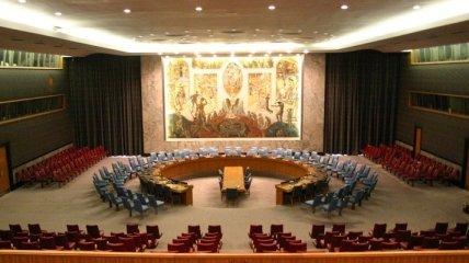 Украина выдвинет свою кандидатуру в Совет Безопасности ООН