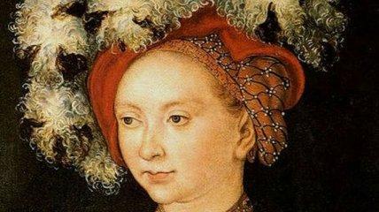 Эталон женской красоты в Средневековой Европе (Фото)