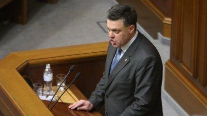 Тягнибок выиграет выборы у Януковича