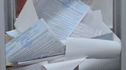 """""""Опора"""": Явка избирателей в Украине на 16.00 составила 36,2%"""
