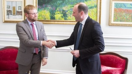 Посол Швеции заявил о неизменности поддержки Украины на пути в ЕС